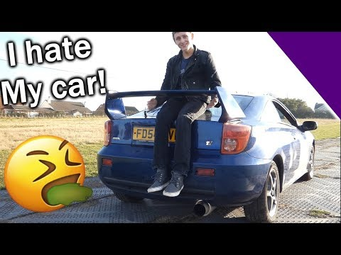 5 things I hate about my Toyota Celica!