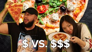 People Guess Which Pizza Is Cheap Vs. Expensive