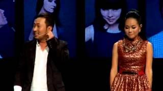 Vietnam Idol 2012 - Mong anh về - Hoàng Quyên hát sing-off