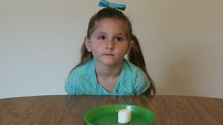 Famous Marshmallow Test