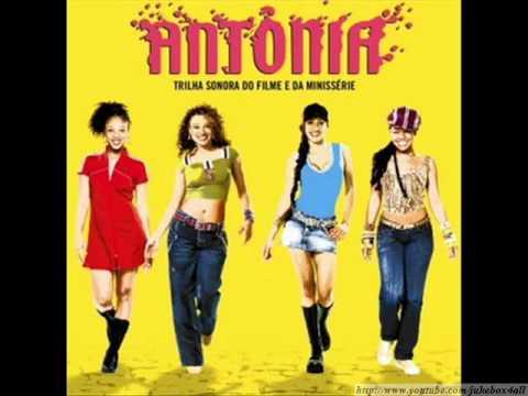 Baixar Grupo Antonia - Antônia ( Ragga ) - [Trilha Sonora do Filme e da Minissérie]