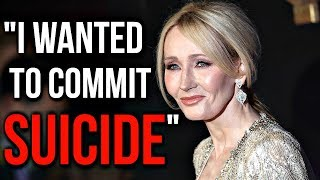The Motivational Success Story Of J.K Rowling - From Deep Depression To World's RICHEST AUTHOR