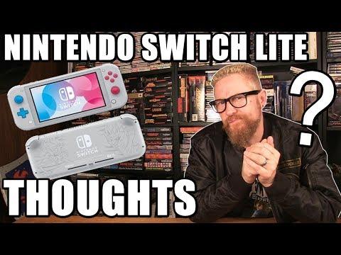 NINTENDO SWITCH LITE - Happy Console Gamer