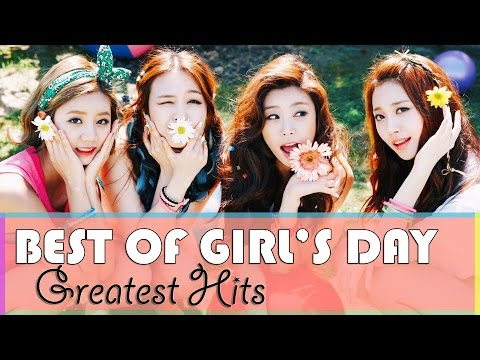 [HD] Best of GIRL'S DAY || Greatest Hits