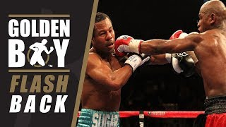 Golden Boy Flashback: Floyd Mayweather vs. Shane Mosley (FULL FIGHT)