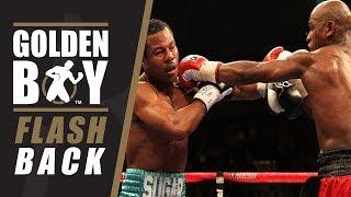 Golden Boy Flashback: Floyd Mayweather vs. Shane Mosley (FULL FIGHT)