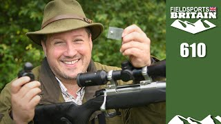Fieldsports Britain – Roy's big morning on deer and foxes