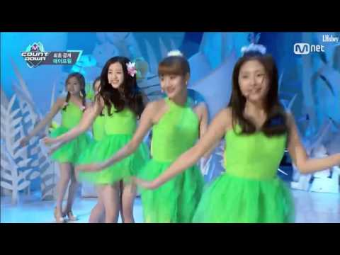 April(에이프릴) - Tinker Bell(팅커벨) Mix (Live Compilation/무대교차편집)