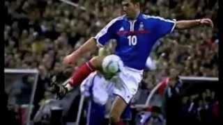 Zinedine Zidane   The Maestro Of The Decade HD