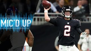 Matt Ryan Mic'd Up vs. Giants