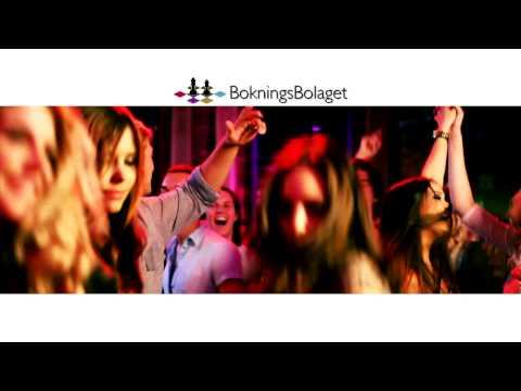 Boka konferensresor och företagsevent hos BokningsBolaget -- Reklamfilm 2