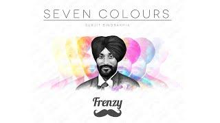 Seven Colours (Dupatta) – Surjit Bindrakhia (DJ FRENZY) Video HD