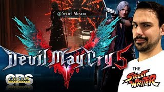 Devil May Cry 5 - Dante Showcase