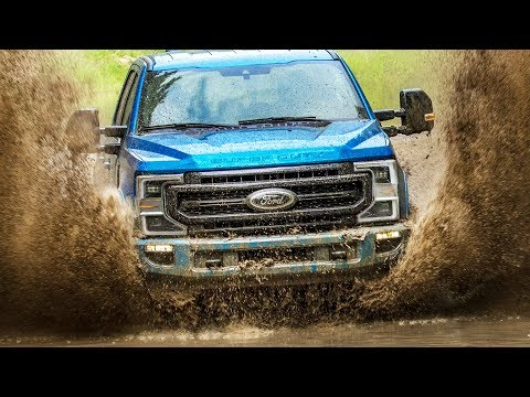 2020 Ford Super Duty Tremor Off-Road Package
