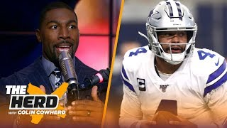 Greg Jennings explains why people still doubt Dak Prescott | NFL | THE HERD