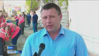 В Омске до конца этой недели должны сдать медицинский центр минобороны