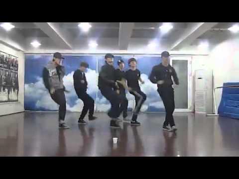 EXO-K MAMA Practice (33s)