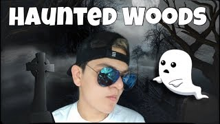 We went to Oneonta's Haunted Woods! ft. Jennifer Ramos, Edgar Zavala