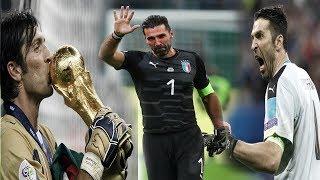 Gianluigi Buffon | 20 năm và sự dang dở của 1 huyền thoại