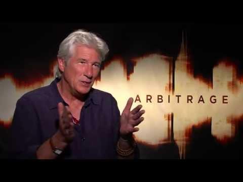 'Arbitrage' Richard Gere Interview