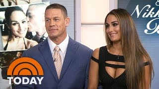 John Cena, Nikki Bella: 'Total Bellas' Is A 'Look At A Family That Loves Each Other' | TODAY