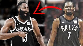 JAMES HARDEN TURNS DOWN 50 MILLION! DEMANDS TRADE TO BROOKLYN NETS FROM HOUSTON ROCKETS