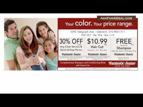 photograph about Fantastic Sams Printable Coupon identified as Outstanding sams discount coupons utah - Pizza hut coupon code 2018