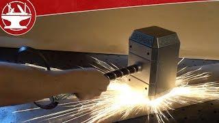 Thor's 300V Capacitor Hammer Build!