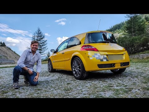 Renault Megane RS F1 Team R26: Viva le Hot-Hatch Francesi!