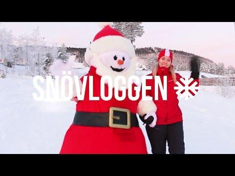 Jul på fjället l SNÖVLOGG 10