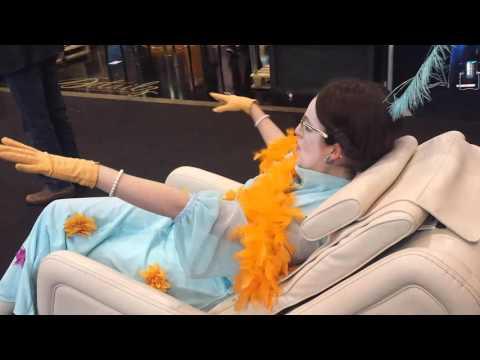 opera on massage chair