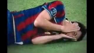 Sergio Busquets Oscar Winning Peformance Against Inter Milan