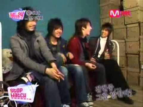 SS501-Let's talk behind member..{Leader-Kim Hyun Jung part}