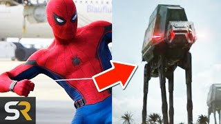 10 DISNEY Movies With Hidden STAR WARS Easter Eggs!