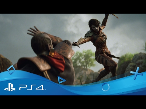 The Elder Scrolls Online | Presentationstrailer | PS4