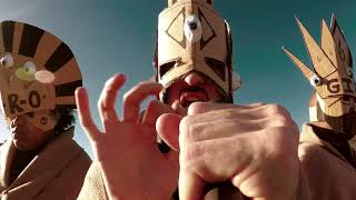 Gift of Gab (feat. R.A. The Rugged Man and A-F-R-O) - Freedom Form Flowing (Official Music Video)