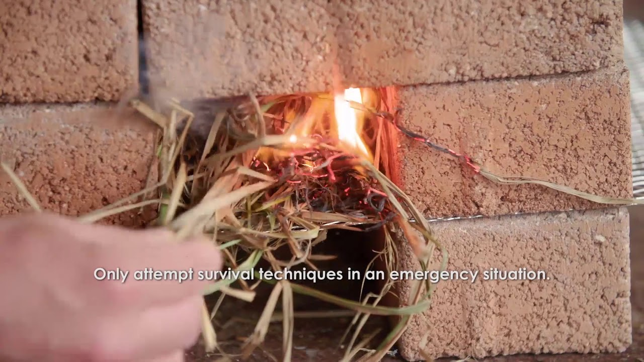 SOS: How to Survive - Brick Oven