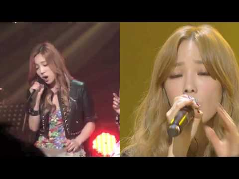 SNSD: SAME SONG DIFFERENT FEEL
