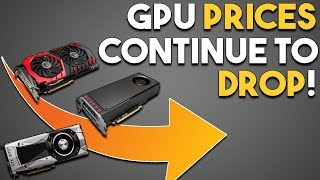 GPU Prices Continue to DROP and BIG GOG Sale and Giveaway SOON!