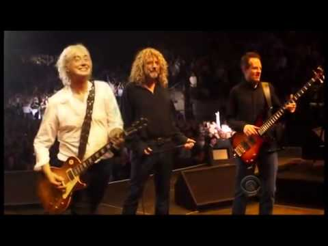 Led Zeppelin   Kennedy Center Honors 12 26 12 (Lenny Kravitz & Heart)