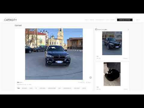 Cappasity 3D/360 Imaging solution for the used car market