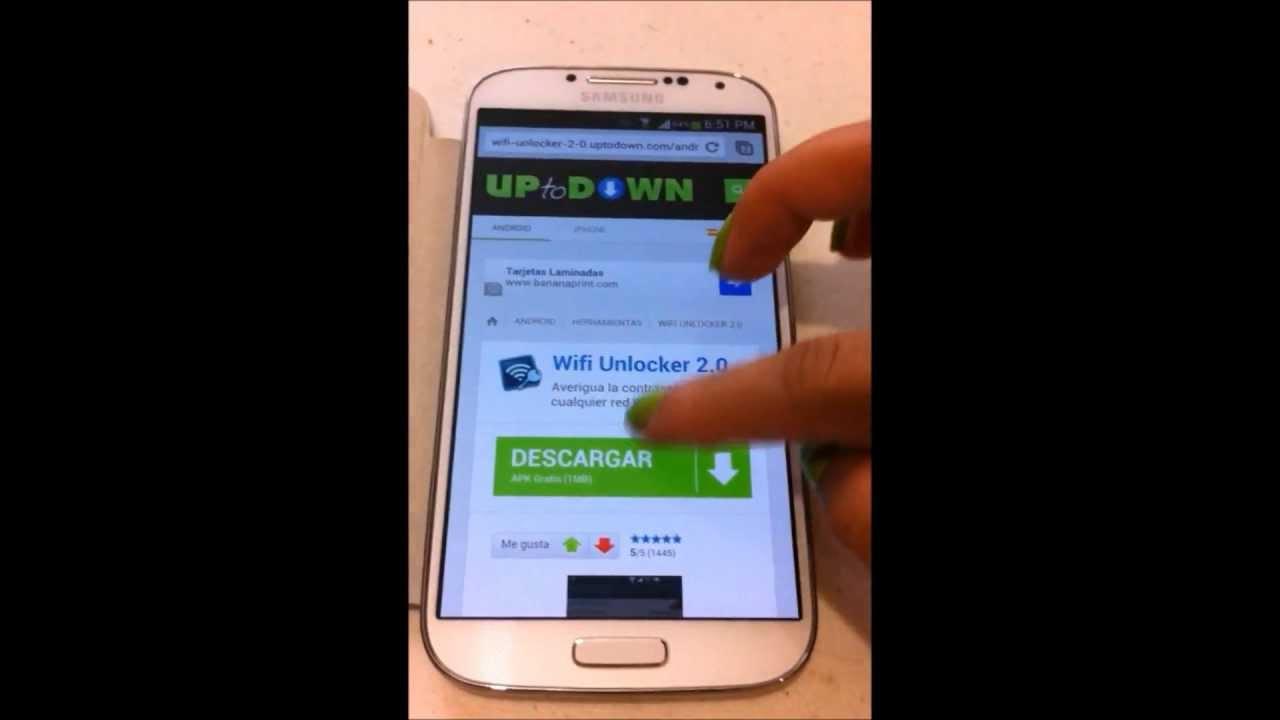 Mejores Aplicaciones Para Descifrar Claves Wifi Android 2019: INTERNET GRATIS Como Descifrar Claves Wifi Para Android