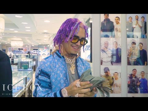 ESKEETIT!!! Lil Pump Drops 300K at ICEBOX!!!
