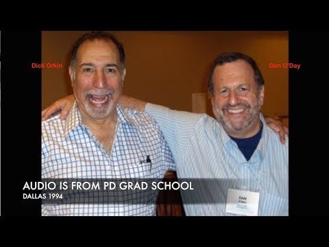 Dick Orkin Explains Creation of Chickenman and Radio Commercials