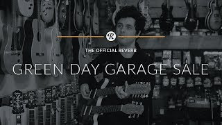 The Official Reverb Green Day Garage Sale