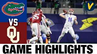 #7 Florida vs #6 Oklahoma Highlights | 2020 Cotton Bowl Highlights| College Football Highlights