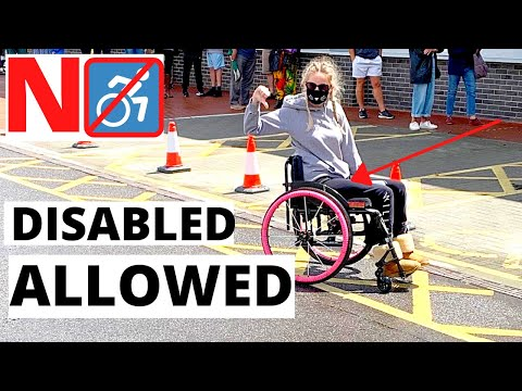 ♿️SHOCKING DISABILITY DISCRIMINATION IN 2020