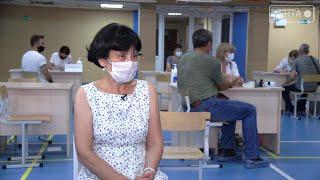 Актуально. Защита от COVID-19 -  вакцинация