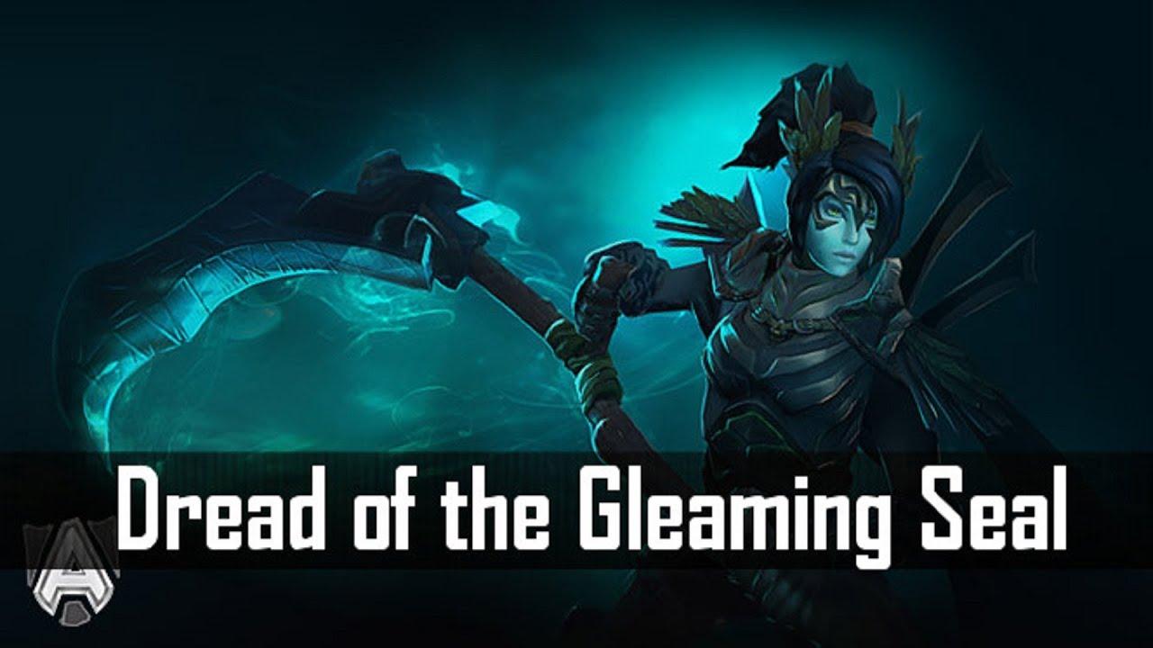 Dota 2: Store - Phantom Assassin - Dread of the Gleaming ...