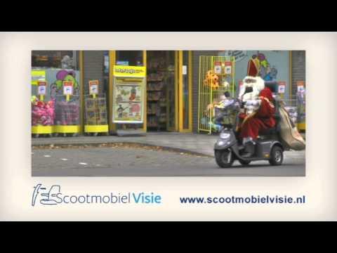 Scootmobiel Visie Sinterklaasfeest In Nederweert